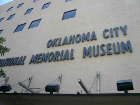 Oklahoma City National Memorial & Museum ภาพถ่าย