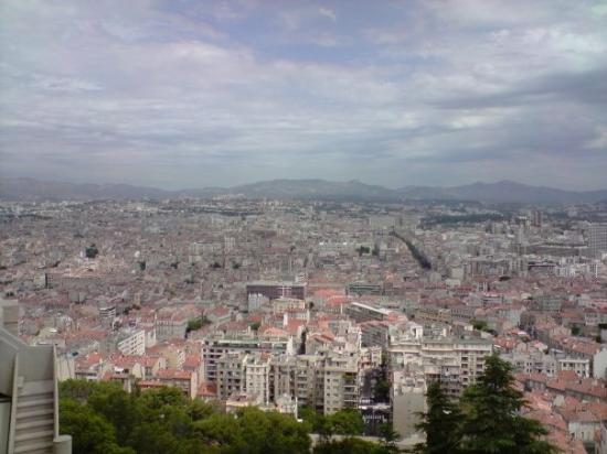มาร์แซย์, ฝรั่งเศส: View on Marseille