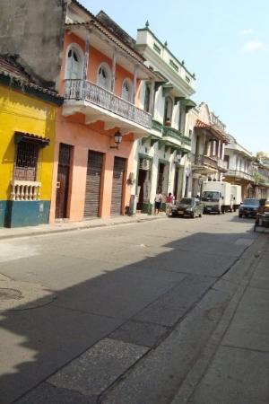 การ์ตาเคนา, โคลอมเบีย: Cartagena Streets