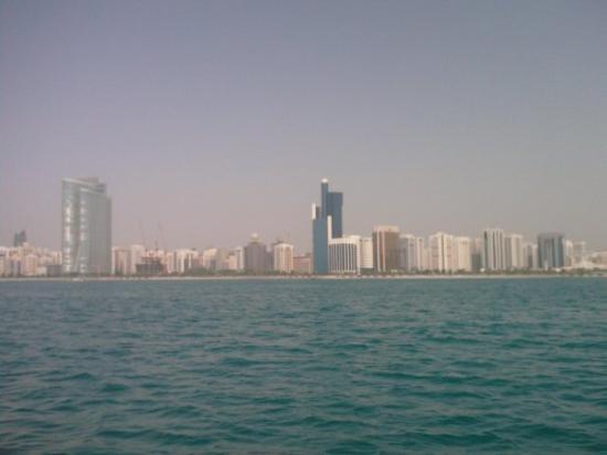 เดอะคอร์นิช: Abu Dhabi's Courniche from a different angle