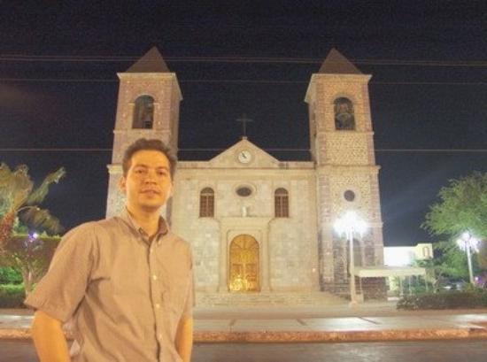 La Paz Cathedral : La Paz, Baja California Sur, México
