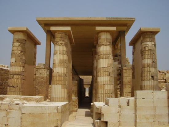 Saqqara, อียิปต์: Sakara - Egipto