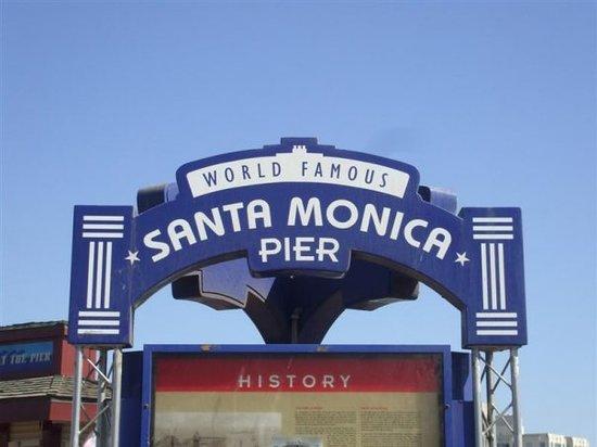 Santa Monica Picture