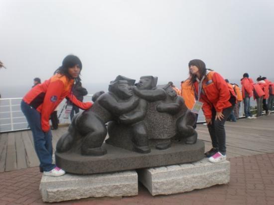 โซล, เกาหลีใต้: Con Lulii En Un Hotel De Korea! hotel onda barco!