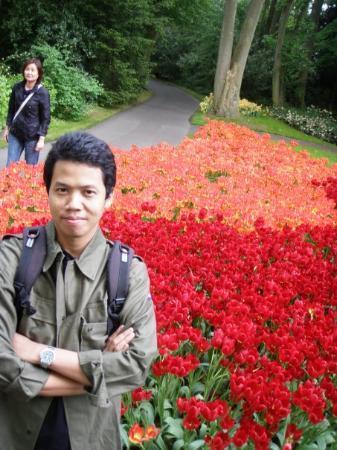 ไลเดน, เนเธอร์แลนด์: Again, Flower is My Middle name, that's why i love flowers...
