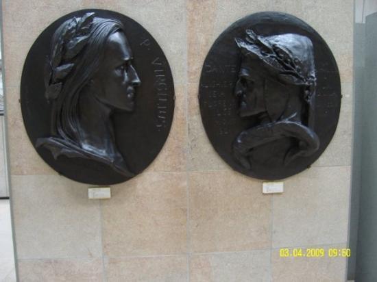Musée d'Orsay: Virgilio e Dante u.u