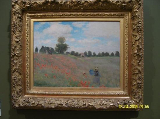Musée d'Orsay: Monet *_*