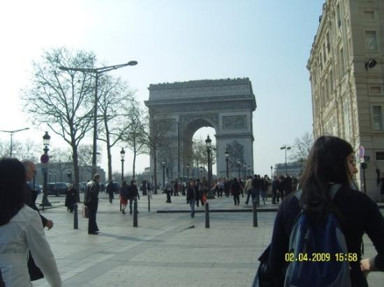 ประตูชัย: Arco di Trionfo ù.ù