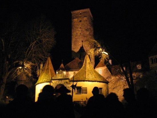 โรเทนเบิร์กอ็อบเดอร์โตเบอร์, เยอรมนี: Rothenburg, Germany