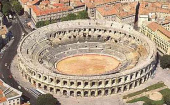 nimes south of france Picture of Arenes de Nimes Nimes TripAdvisor