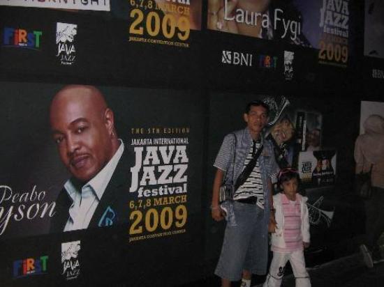 Balai Sidang Jakarta Convention Center: JAVA JAZZ 2009