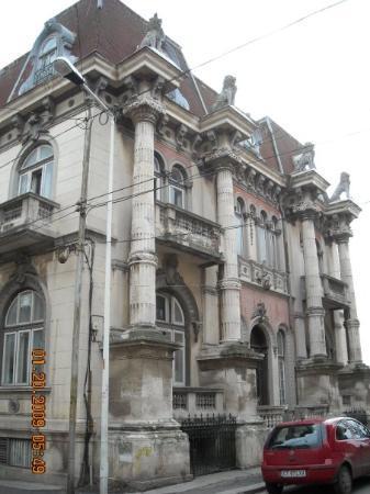 Constanta, โรมาเนีย: Casa cu lei (The House with Lions)
