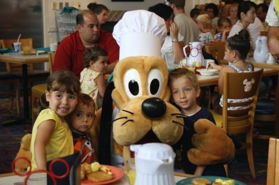 Walt Disney World Resort: Pluto...