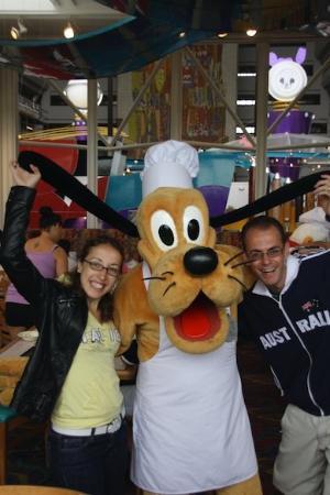 Walt Disney World Resort: Us having fun