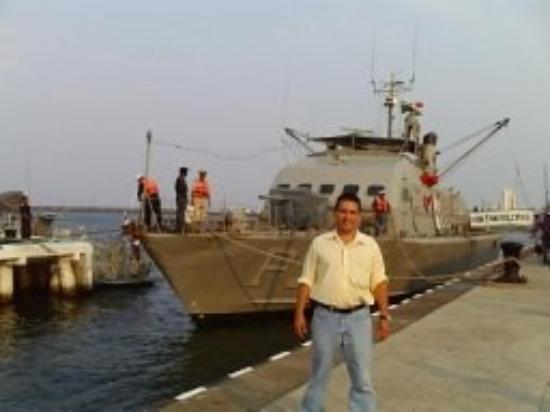 เวรากรูซ, เม็กซิโก: es en el puerto de veracruz