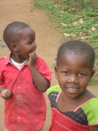 Nungwi, Tanzania: i bimbi