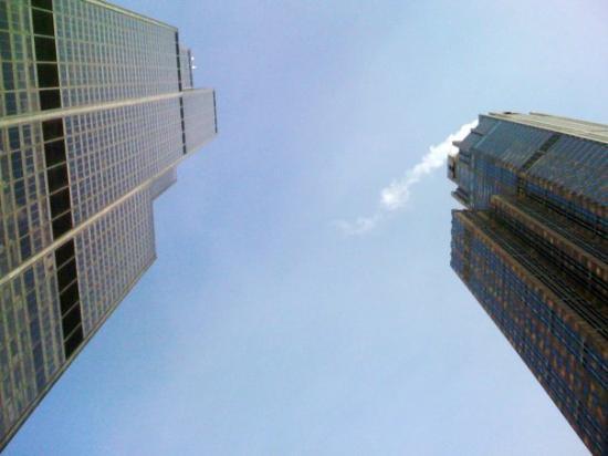 หอสังเกตุการณ์จอห์นแฮนค็อก: Sears Tower & John Hankok