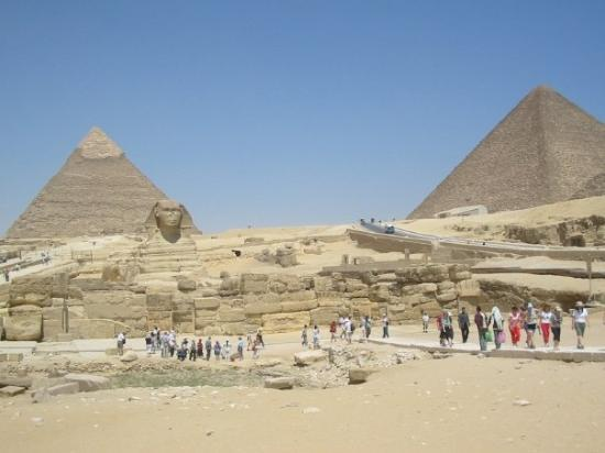 พีระมิดคูฟู: Egipto