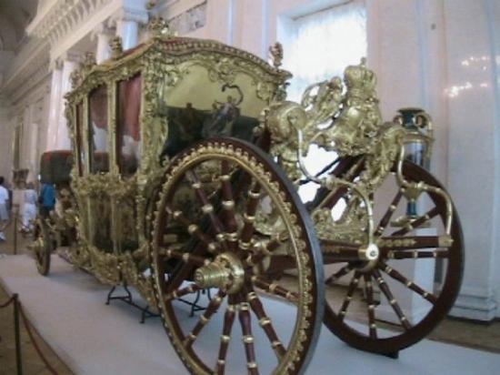 พิพิธภัณฑ์เฮอร์มิทาจและพระราชวังฤดูหนาว: All'interno dell'Hermitage
