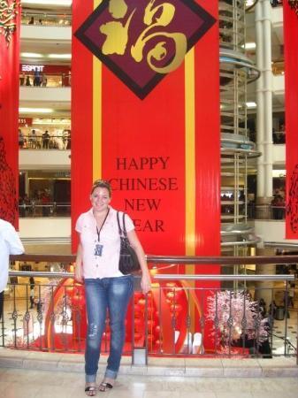 Suria KLCC Mall: GONG XI FA CHAI!