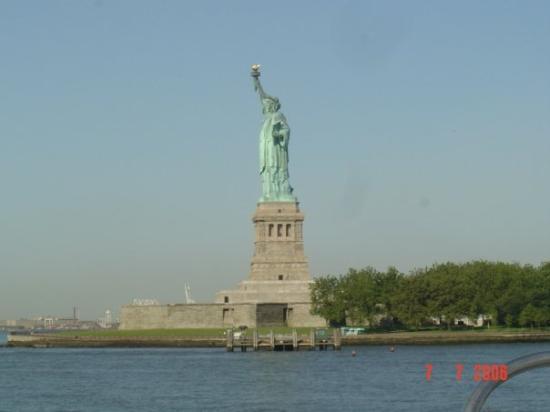 Statue of Liberty: Nueva York, Nueva York, Estados Unidos