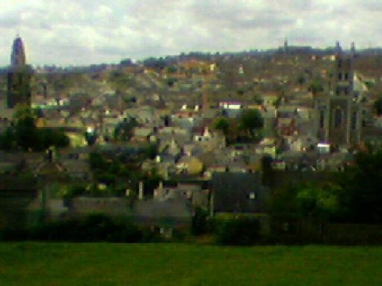 คอร์ก, ไอร์แลนด์: Nice view of the city