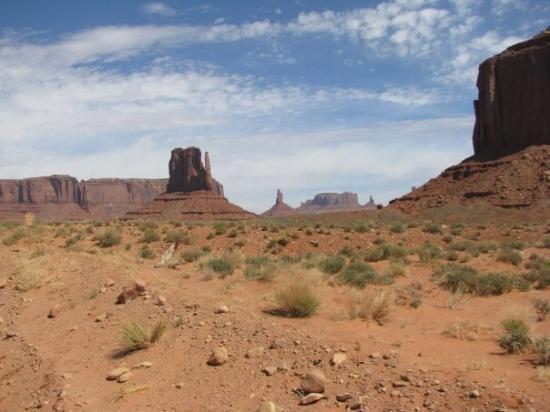 Monument Valley ภาพถ่าย