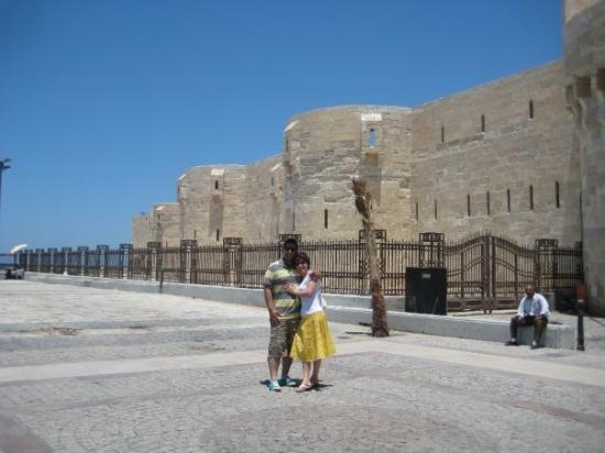 อะเล็กซานเดรีย, อียิปต์: My & Aunt