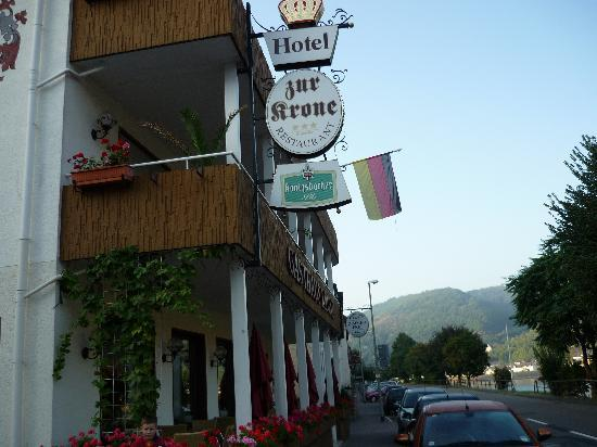 Kestert, Germany: Front of the hotel