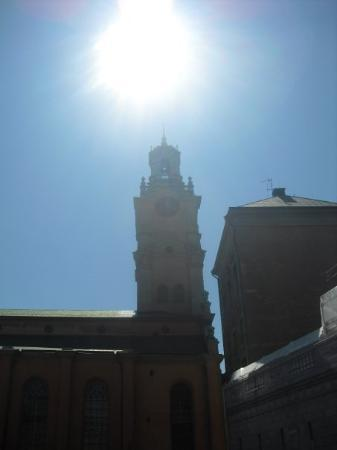 พระราชวังหลวง: The sun was shining all the time...almost 20 hours a day...