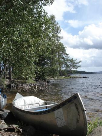 โกเธนเบิร์ก, สวีเดน: Göteborg, Schweden - lake Lelang (Bengtsfors)