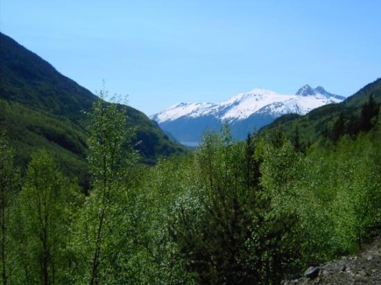 White Pass & Yukon Route Railway: Skagway