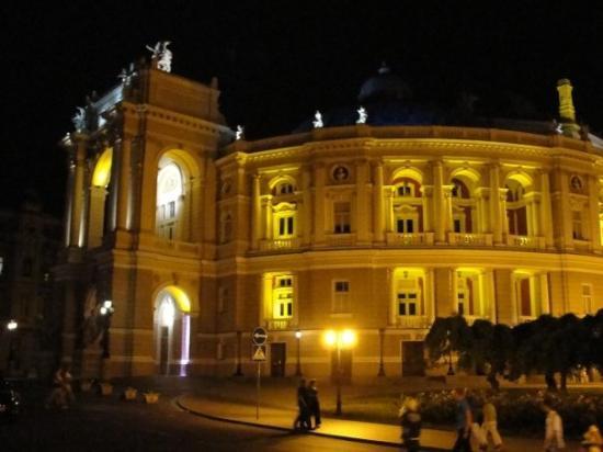 โอเดสซา, ยูเครน: Odessa Opera and Ballet Theater