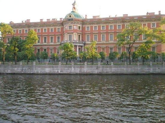 Mikhailovskiy Castle Historical Museum