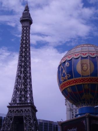 ปารีสลาสเวกัสโฮเต็ล ภาพถ่าย