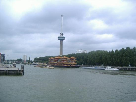 Euromast Tower: The Euromast.  We'll get to that in a few...