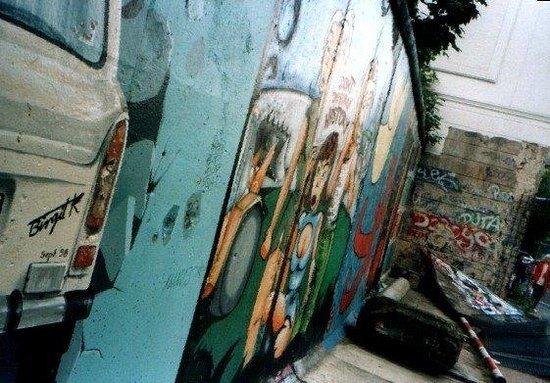 อนุสรณ์สถานกำแพงเบอร์ลิน: Berlino - Il Muro (4)
