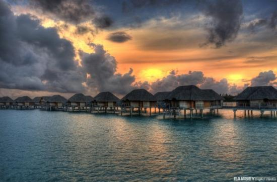 Four Seasons Resort Bora Bora ภาพถ่าย
