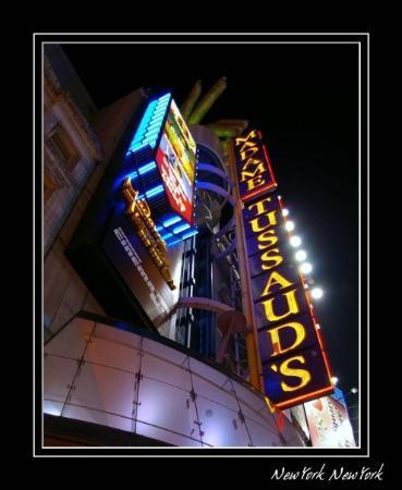Madame Tussauds New York ภาพถ่าย