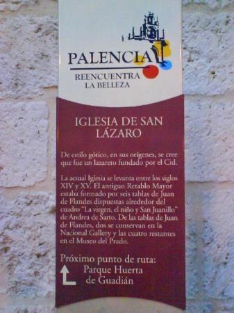 ปาเลนเซีย, สเปน: Palencia