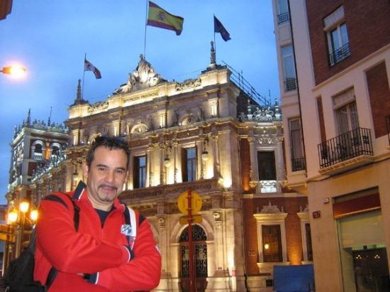 ปาเลนเซีย, สเปน: Diputación