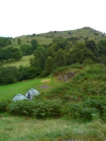 Windermere, UK: Our pitch...
