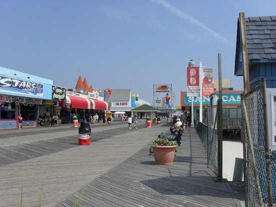 ‪‪Seaside Heights‬, نيو جيرسي: Broadwalk again‬