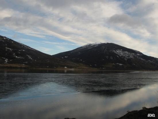 Puerto Natales, ชิลี: paisajes camino a Las Torres del paine