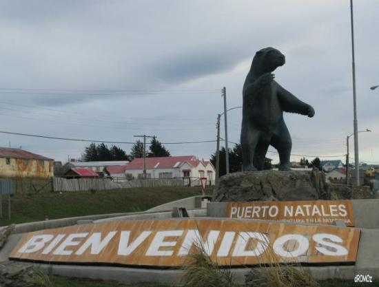 Puerto Natales, ชิลี: Domingo 12 de julio.