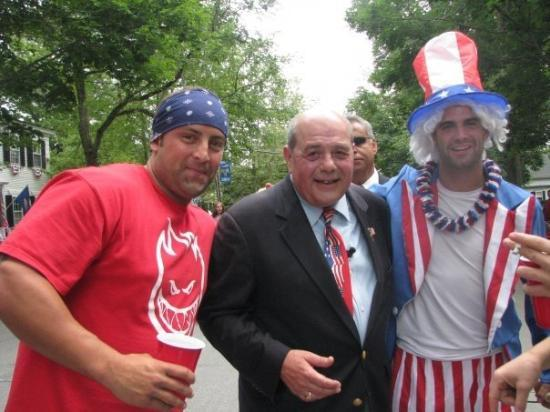 Hope Street: 4th of July with Buddy Cianci...2008