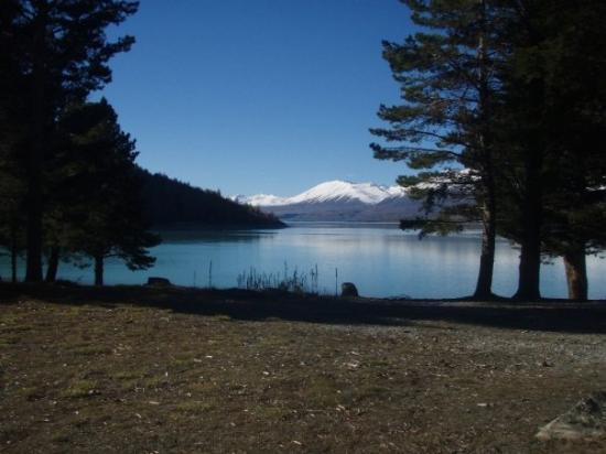 Lake Tekapo ภาพถ่าย