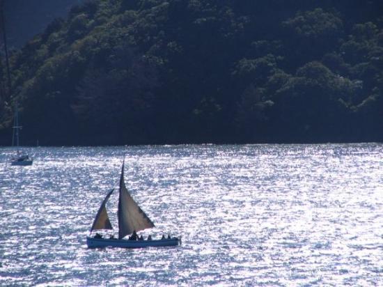 ไครสต์เชิร์ช, นิวซีแลนด์: on way to south island