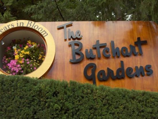 The Butchart Gardens ภาพถ่าย