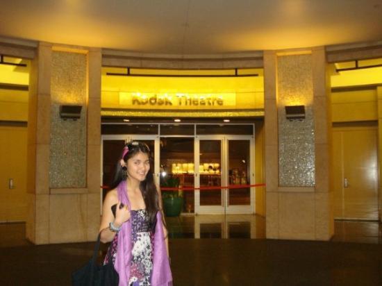 Dolby Theatre: outside Kodak theatre